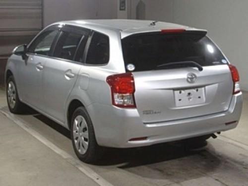 Toyota  Feilder 2014