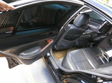 2004 Singapore Honda Civic 599K