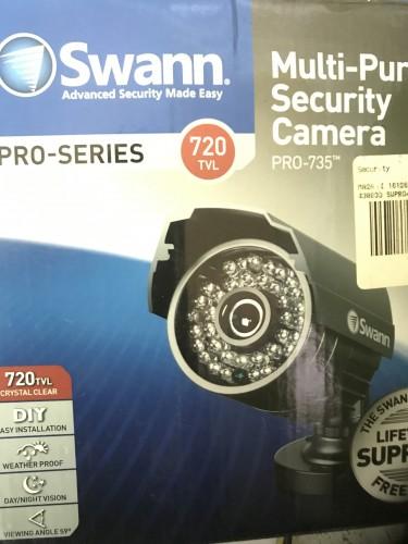 Swan Camera System