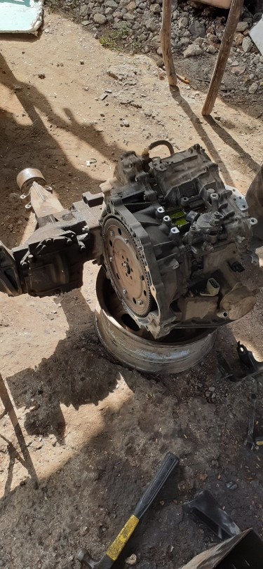 Toyota Axio Transmission