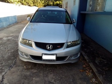 2006 Honda Accord Type S