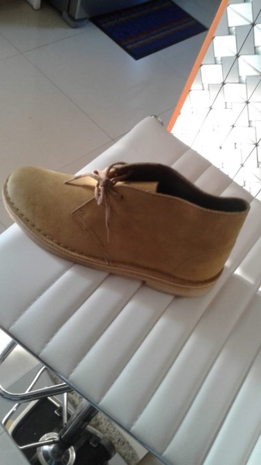 Original Clark's And Kickers Shoes