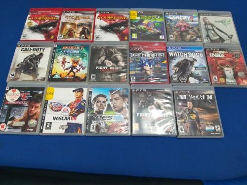 Game CDS