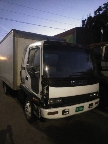 2003 Isuzu FRR (Forward)