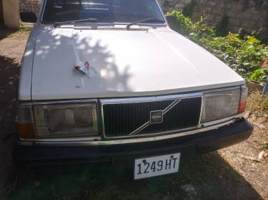 1982 Volvo 244 In Good Drive Condition