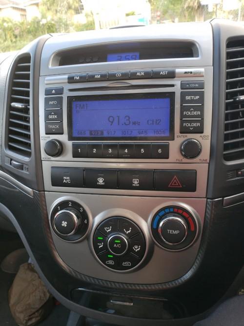2010 Hyundai Lady Driven
