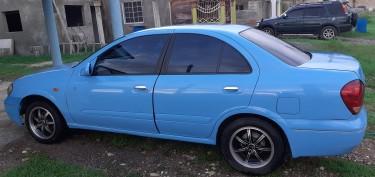 2004 Nissan Almera