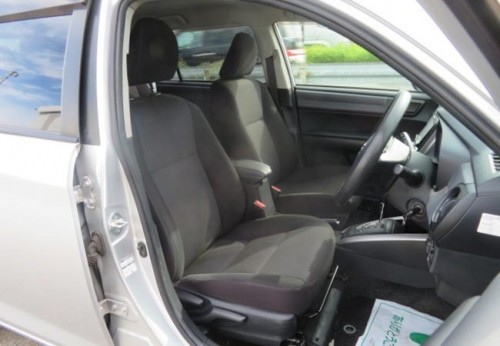 Toyota Fielder Excellence Condition 2014
