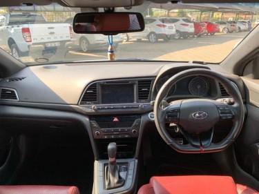 2015 Hyundai Elantra 1.6 GTDI DCT