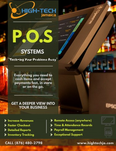 Point Of Sales Systems Other Market Montego-Bay
