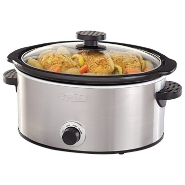 BRAND NEW - 5QT Manual Slow Cooker