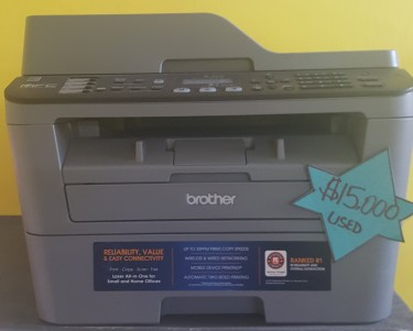 BROTHER LASER PRINTER ALL IN ONE -SALE