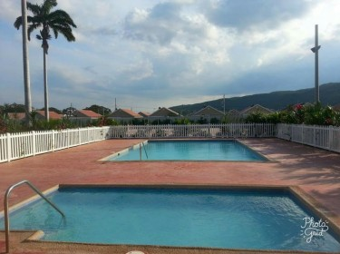 2 Bedroom Caymanas Estate Apartment For Rent