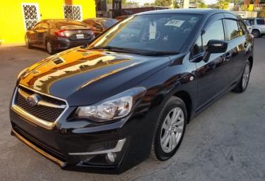 2016 Subaru Impreza Sport