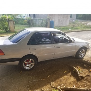 1996 110 Toyota Corolla