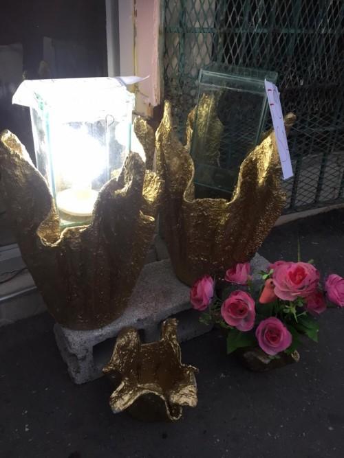 Hypertupher Pots For Flowers & Gate Light, Lamp.