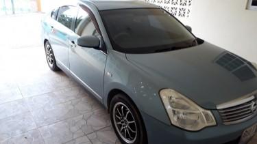 2009 Nissan Sylphy Bluebird
