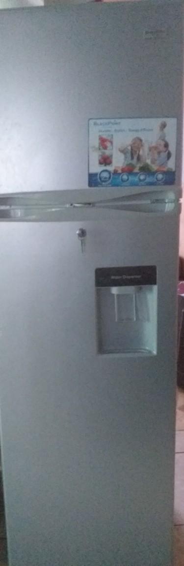 One Year Used Blackpoint Refridgerator