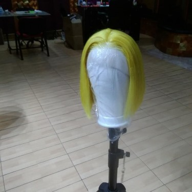 100% Brazilian Virgin Wigs