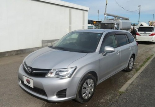 Toyota Fielder For Sale Excellence Condition 2014