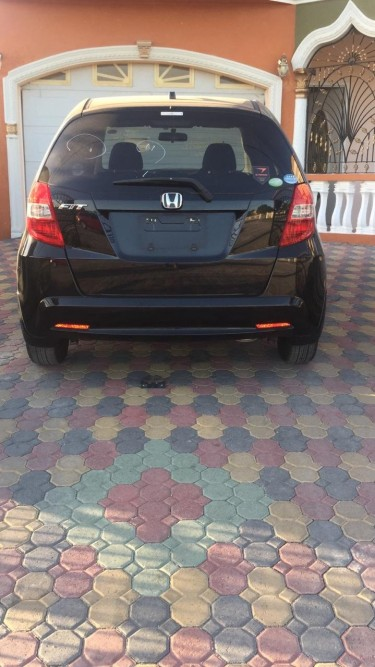 New Entry Honda Fit