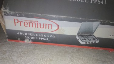 Premium®️ Portable Table Top 4 Burner Gas Stove