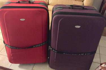 Suitcases - Large Size (MUST GO!)