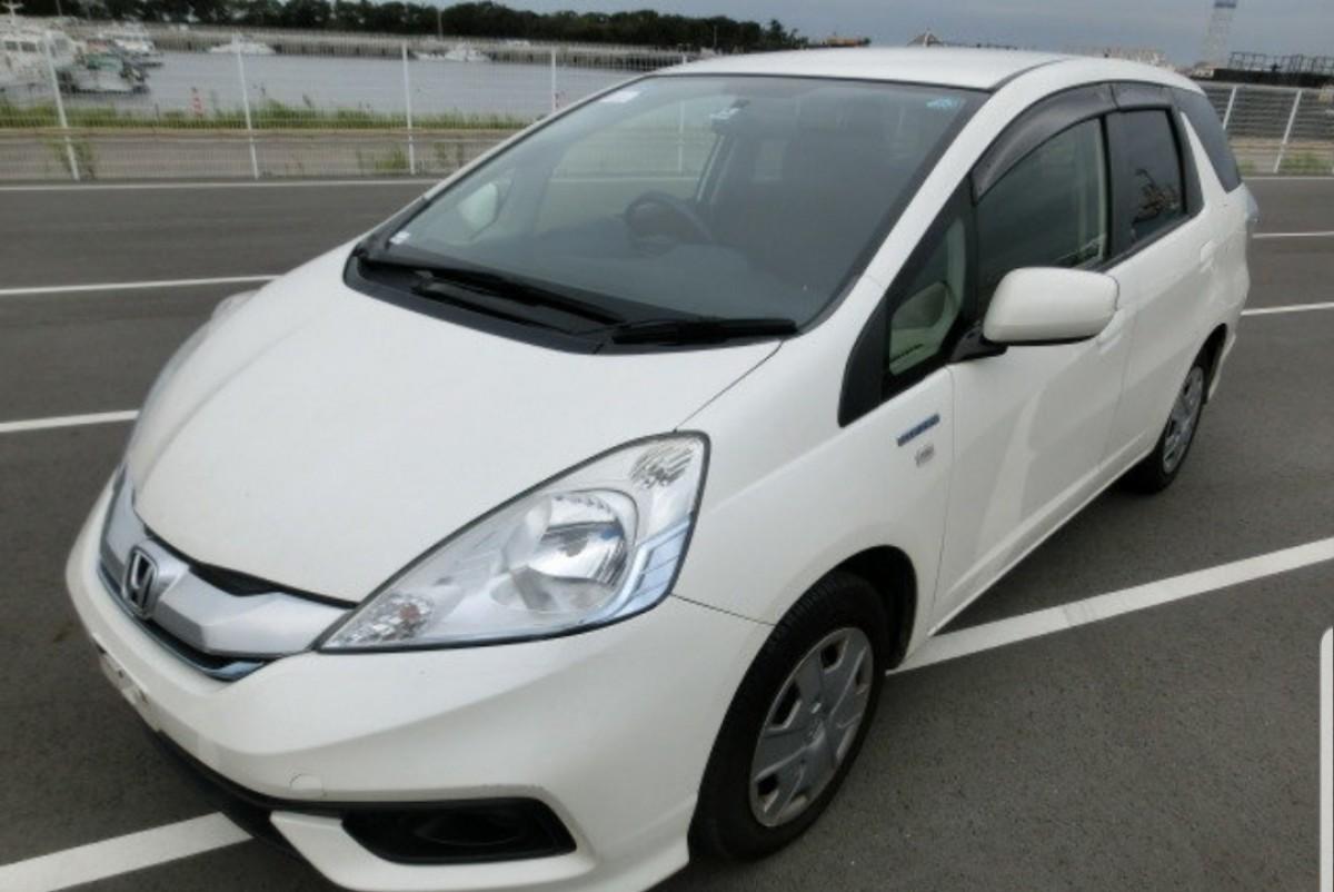 2014 Honda Fit Shuttle Hybrid for sale in Portmore St ...