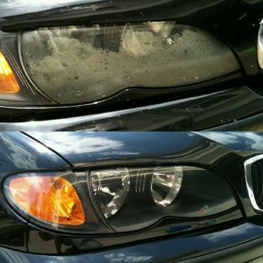 On The Spot Headlight Restoration Services