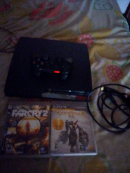 PS3 For Sale Wide 2 Cd Control Want A Harddrive 17