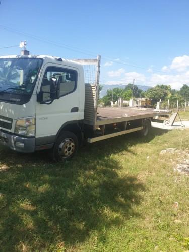 2 Trucks (Hino Tipper) & (Mitsubishi Canter)