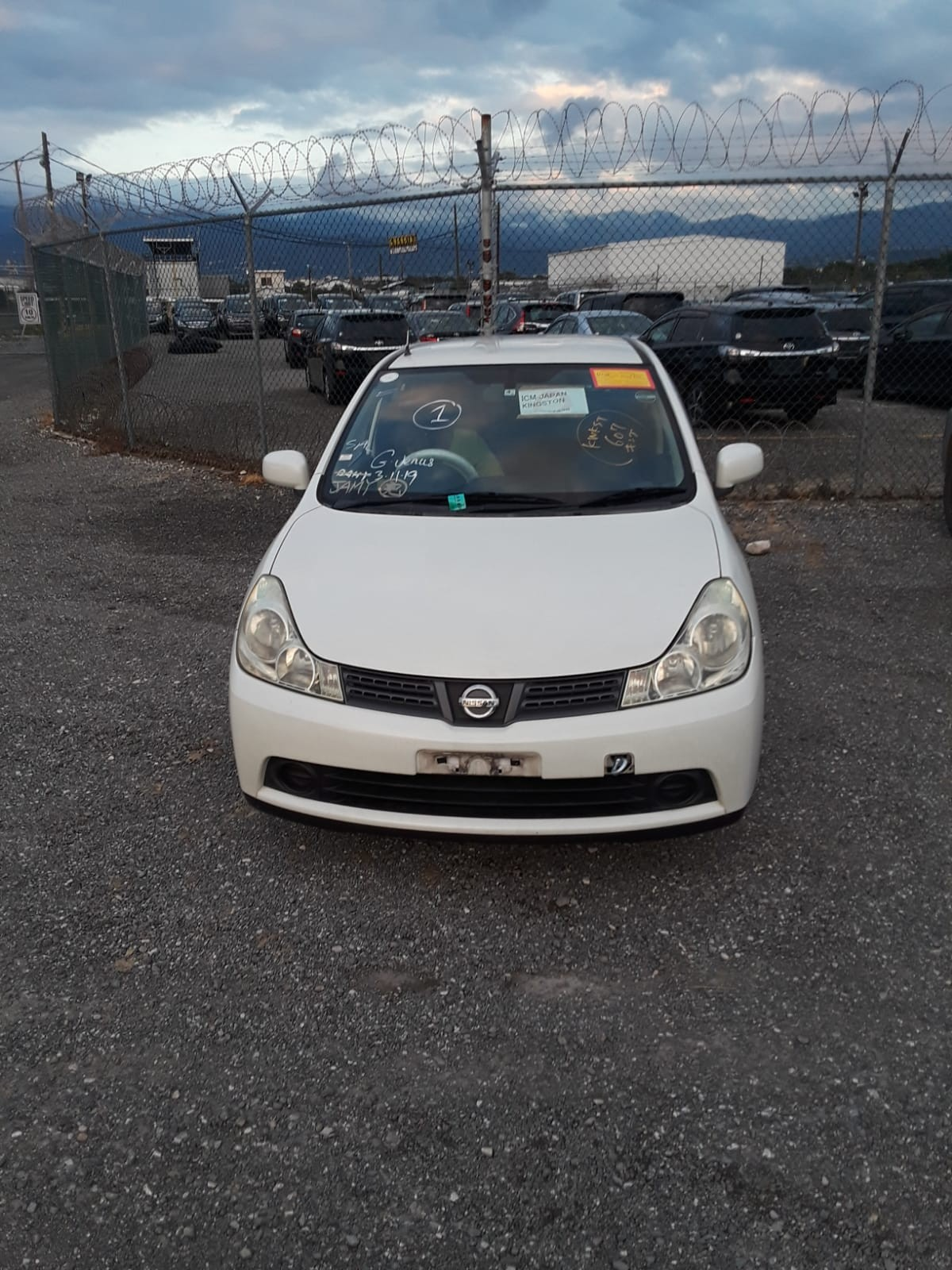 2010 nissan wingroad for sale newly imported in constant