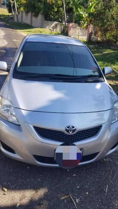 2012 Toyota Belta 3399624