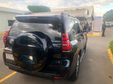 2018 Toyota Prado Land Cruiser Vxl