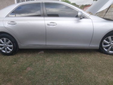 2014 TOYOTA MARK X JUST IMPORT Tracker+Alarm