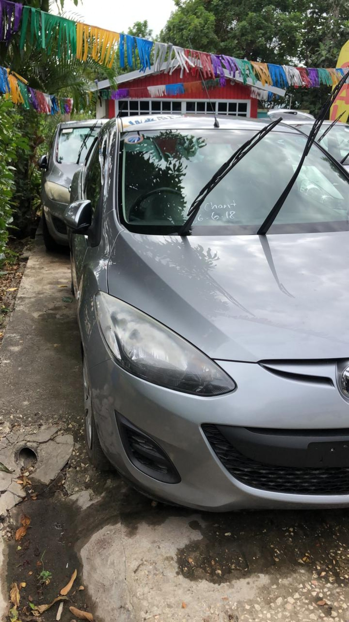 mazda demio for sale in old harbour st catherine - cars