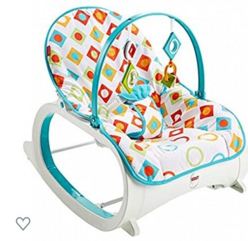 Fisher Price Infant To Toddler Rocker