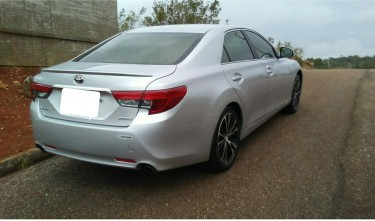 2013 Toyota Mark X For Sale