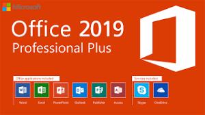 Genuine Microsoft Office ProPlus 2019.