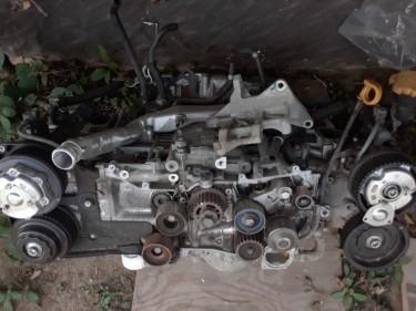 Subaru EL 15 Engine