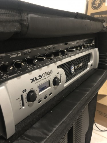 Powered Amplifier  For Sale