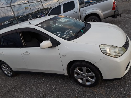 2010 Nissan Wingroad Newly Imported For Sale 950k