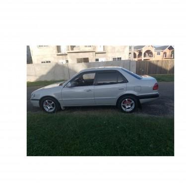 1996 Toyota 110