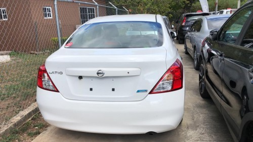 2014 Nissan Latio **Newly Imported**On Lot**