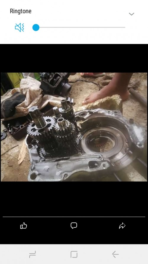 CG Engine Specialist Gearbox Gear Rings Extant All