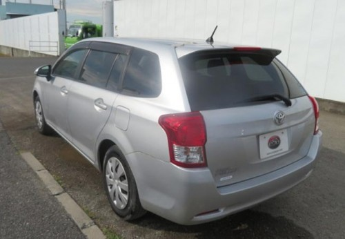 Toyota Fielder For Sale Excellent Condition 2014