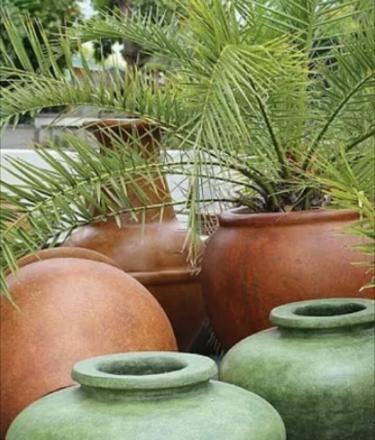 Concrete Pots For Sale