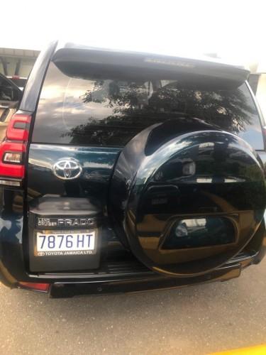 2018 Toyota Land Cruiser Prado VXL