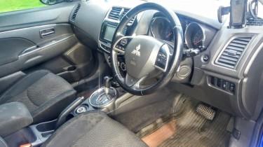 2015 Mitsubishi ASX