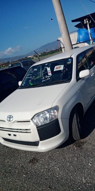 Toyota Succeed New Shape